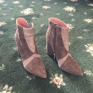 Sigerson Morrison Booties, new with box